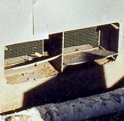 Typical Foundation Vent